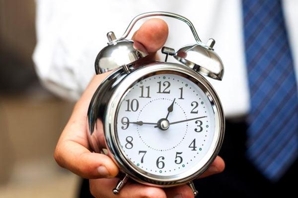 Jornada flexible para trabajar puede ser muy cómodo para conciliar nuestro horario