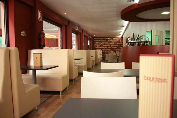 Restaurante Brusters