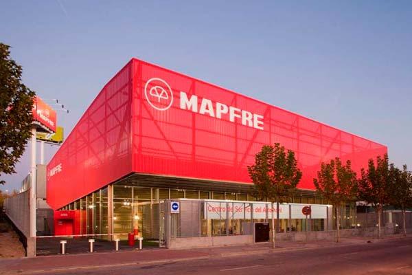 Uno de los centros de atención de Mapfre