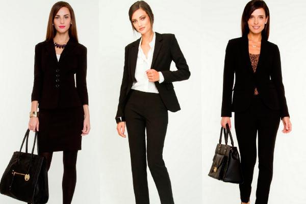 cómo vestirse una mujer para la entrevista