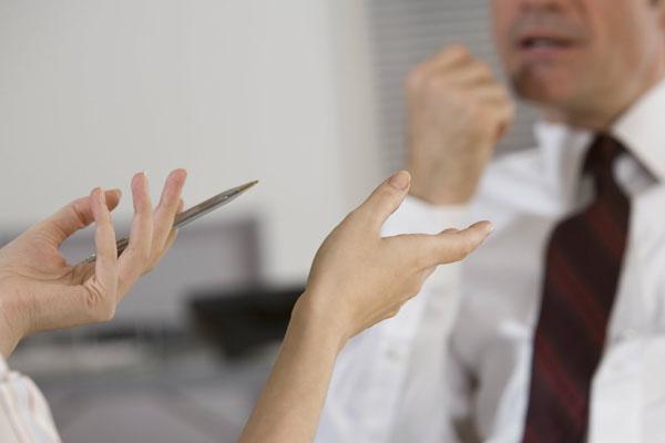 Entrevista para un puesto de trabajo como comercial o vendedor