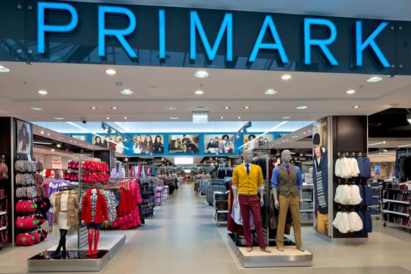Tienda de Primark, un buen sitio para enviarles tu currículum