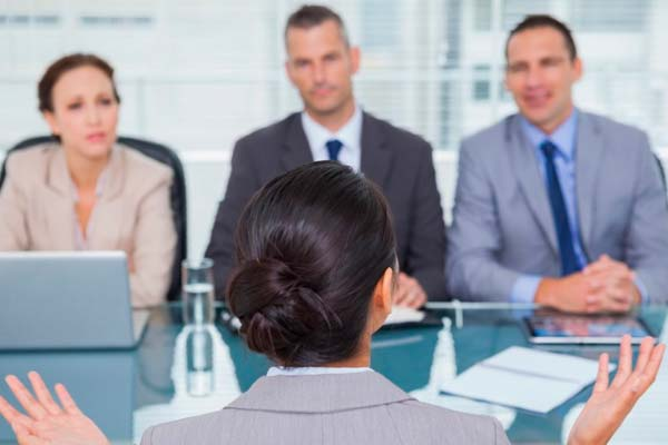 Es habitual preguntar al candidato las razones para contratarle para ese puesto de trabajo