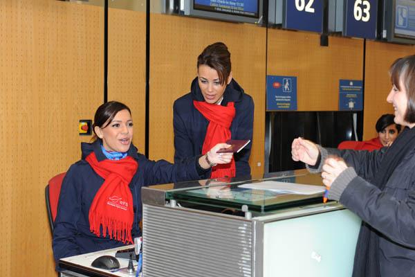 Para ser agente handing en un aeropuerto lo más importante será la experiencia y los idiomas