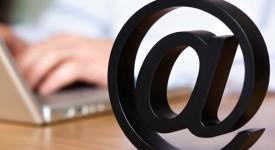Errores al enviar el currículum por e-mail